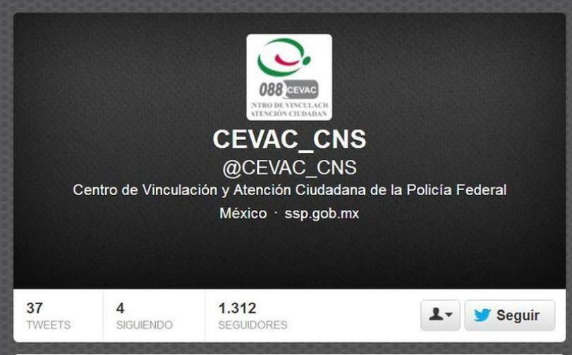 Resultado de imagen para centro de atencion ciudadana twitter