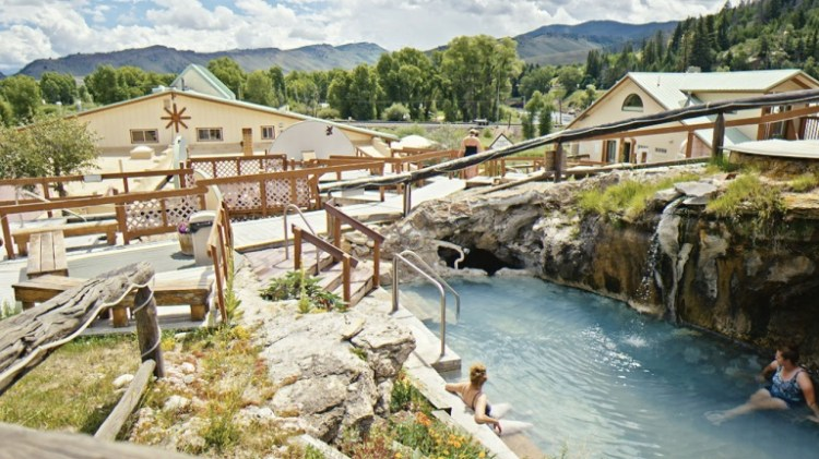 hot sulphur springs, hot sulfur springs colorado