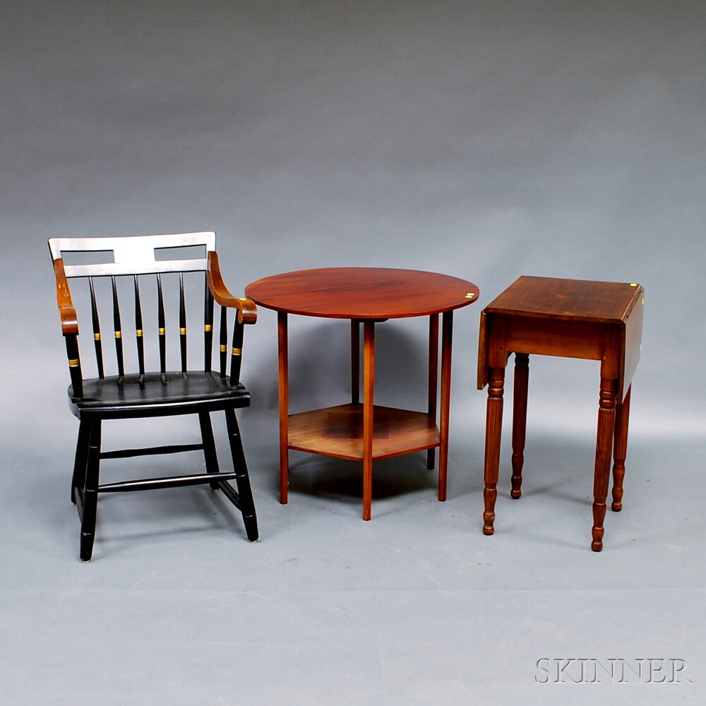 harvard chair for sale bathroom vanity chairs with wheels two tables and a number 2672m lot 915