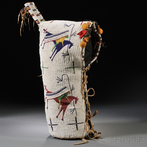 American Indian Art Auction Skinner Auctioneers