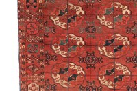 Tekke Main Carpet | Sale Number 3004B, Lot Number 96 ...