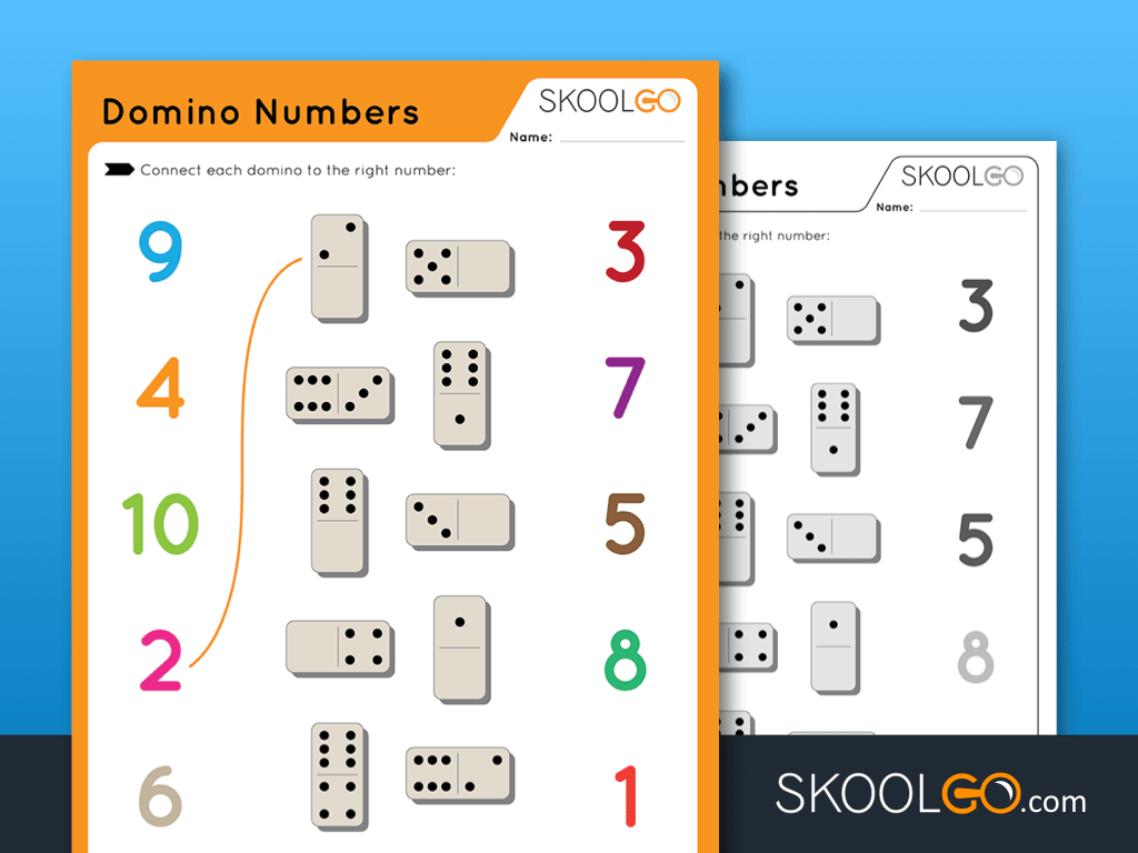 Domino Numbers