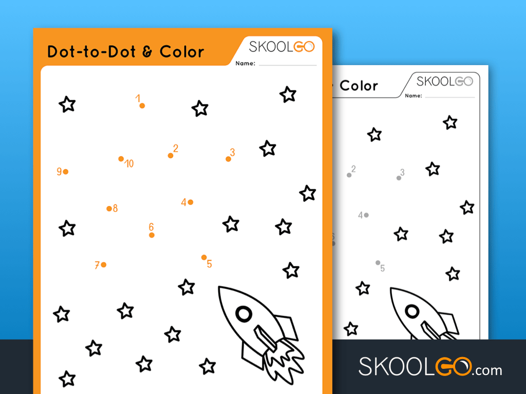 Dot To Dot Amp Color