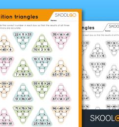 Free 4th Grade Printable Worksheets   SKOOLGO [ 768 x 1024 Pixel ]