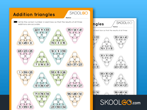 small resolution of Free 4th Grade Printable Worksheets   SKOOLGO
