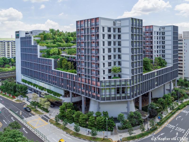Kampung Admiralty - The Skyscraper Center