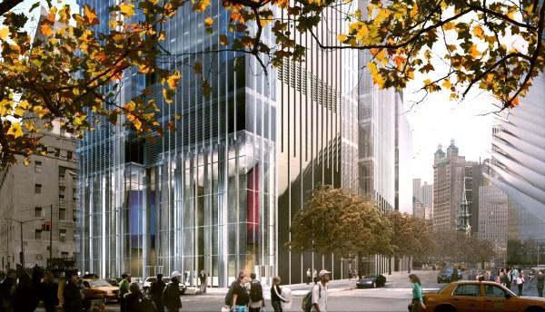 2 World Trade Center - Skyscraper