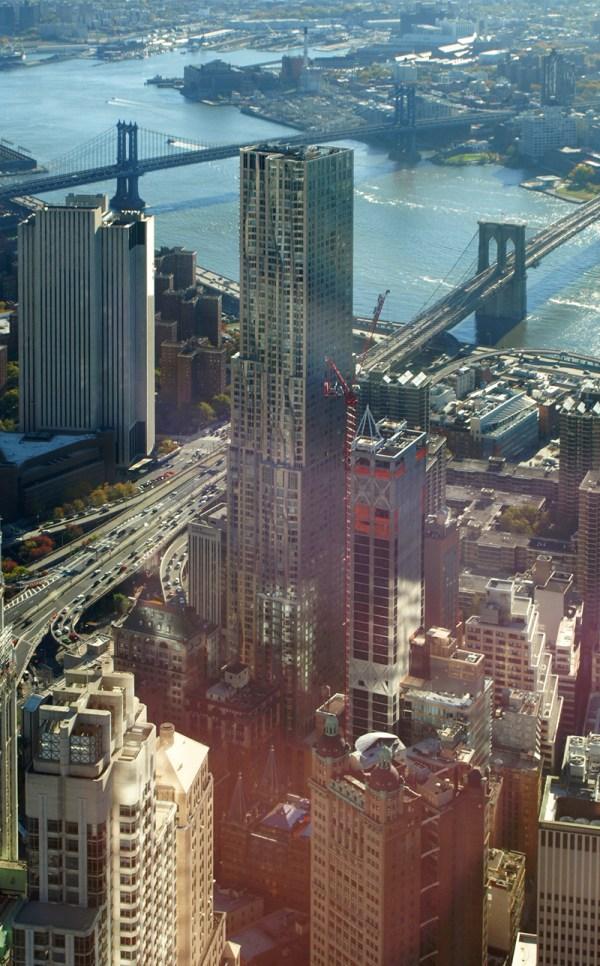 8 Spruce Street New York