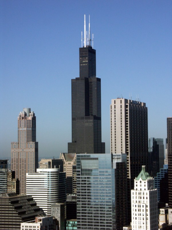 Willis Sears Tower Chicago