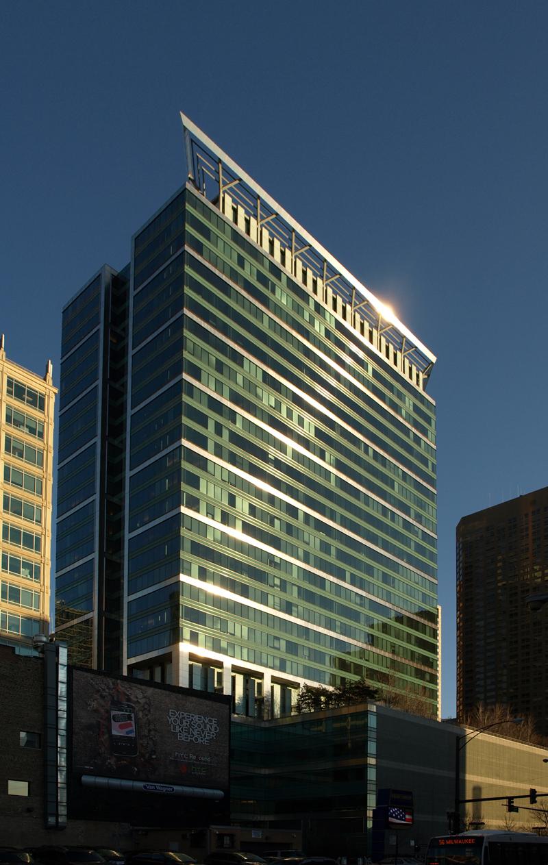 540 West Madison Street - The Skyscraper Center