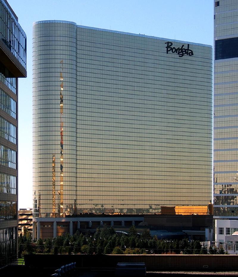 Borgata Hotel  Casino  The Skyscraper Center