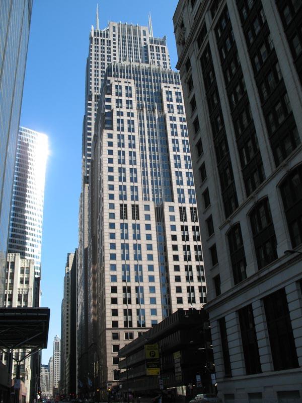 The Franklin  North Tower  The Skyscraper Center
