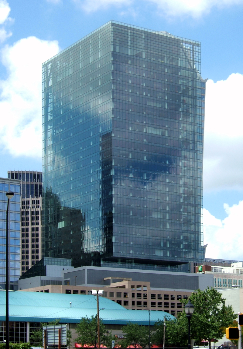 1 Bank Of America Center The Skyscraper Center