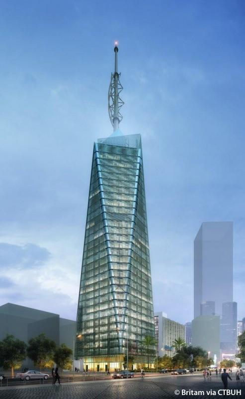 Britam Tower  The Skyscraper Center
