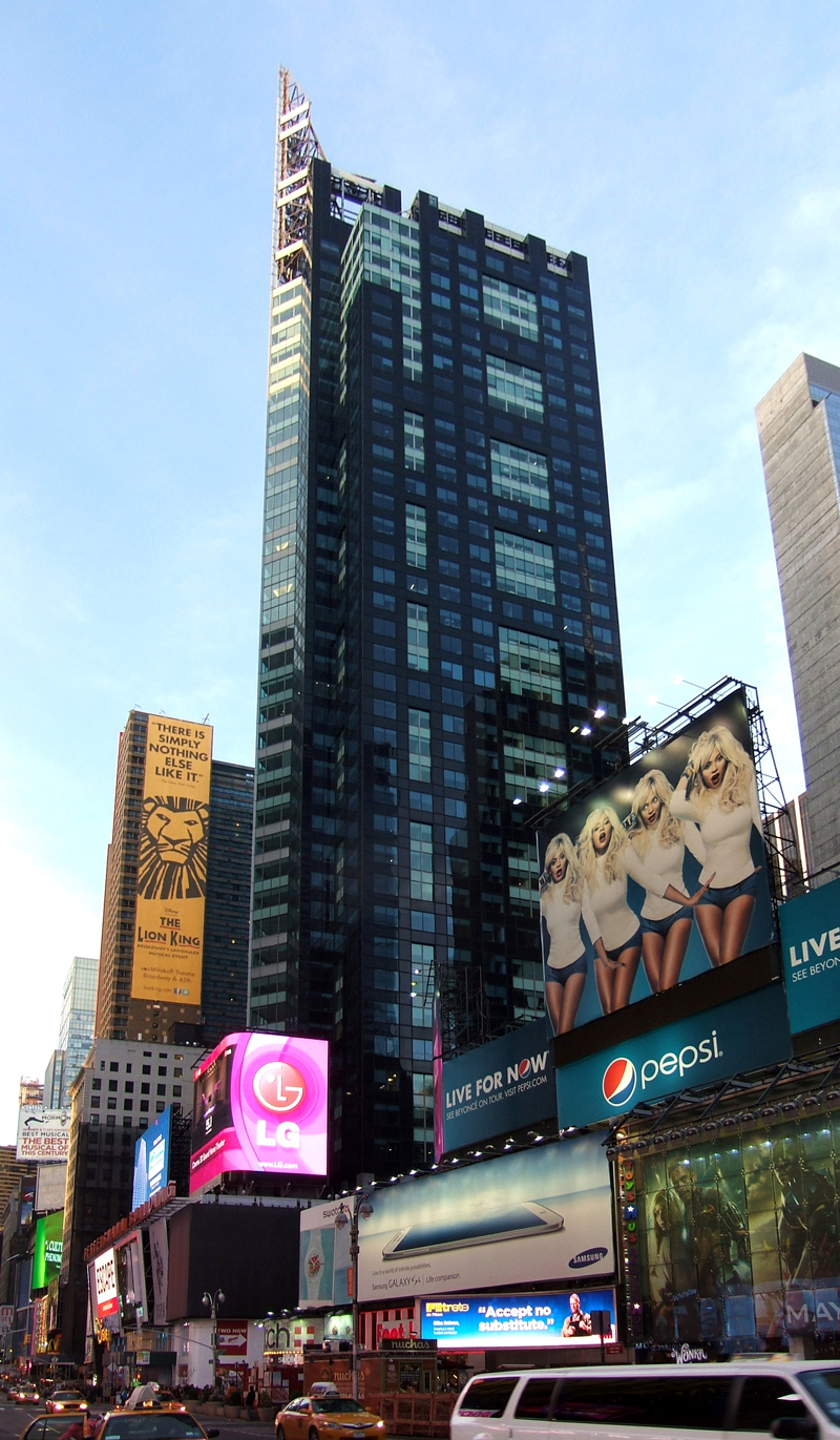 1540 Broadway  The Skyscraper Center