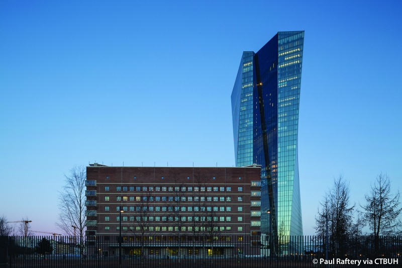 ECB - European Central Bank - The Skyscraper Center
