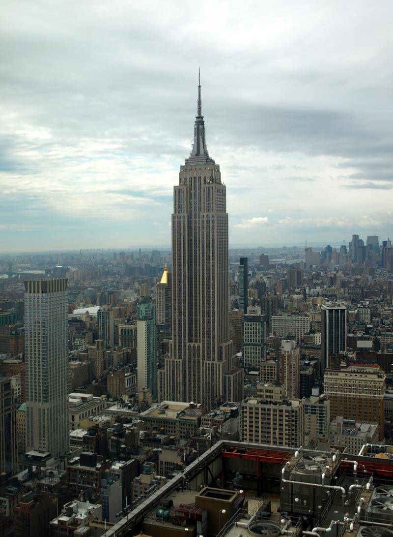 Empire State Building - The Skyscraper Center