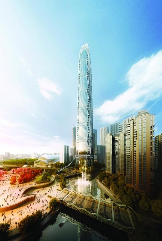 Guizhou Culture Plaza Tower  The Skyscraper Center