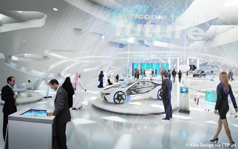 Museum of The Future  The Skyscraper Center