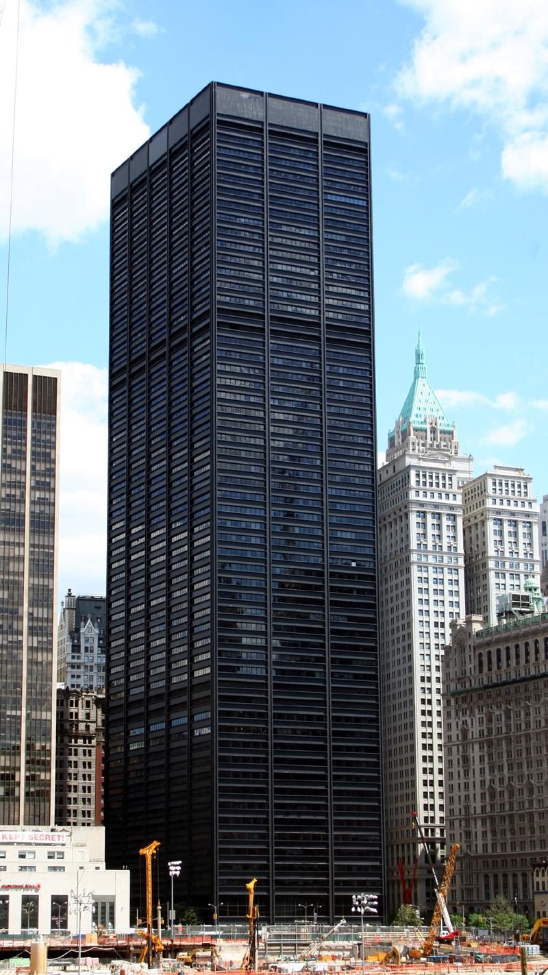 One Liberty Plaza The Skyscraper Center