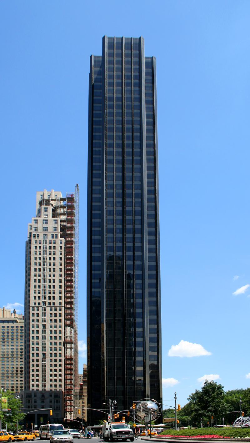 Trump International Hotel  Tower  The Skyscraper Center