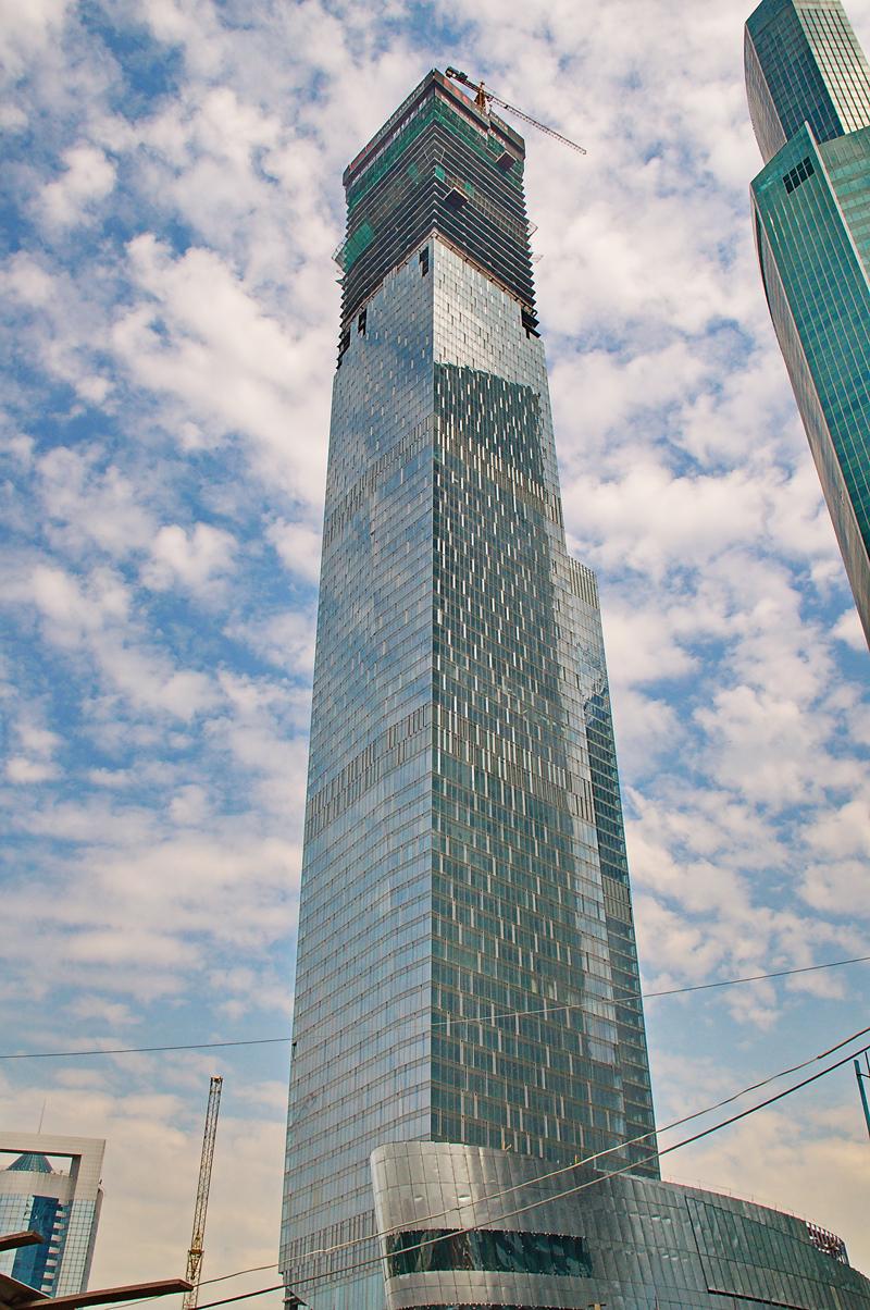 OKO  Residential Tower  The Skyscraper Center