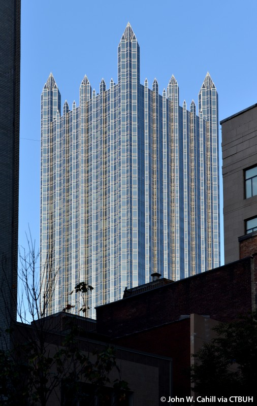 One PPG Place - The Skyscraper Center