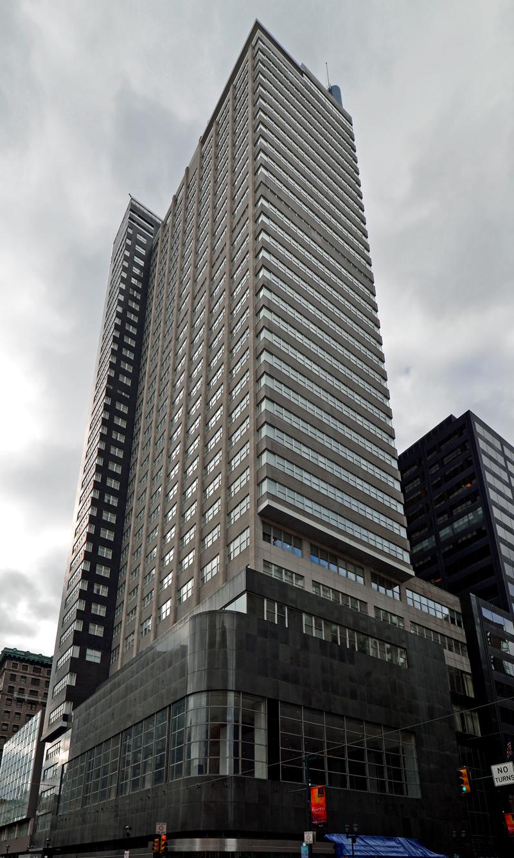 Loews Philadelphia Hotel - The Skyscraper Center