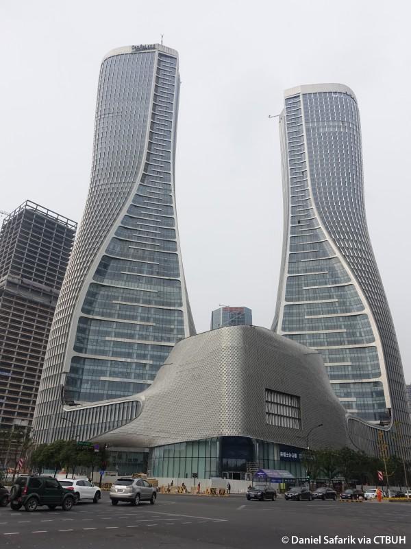 Raffles City Hangzhou Tower 1  The Skyscraper Center