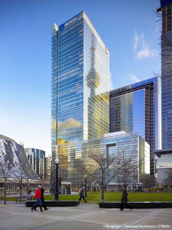 RBC Centre  The Skyscraper Center