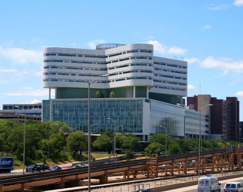Rush University Medical Center Hospital Tower - The Skyscraper Center