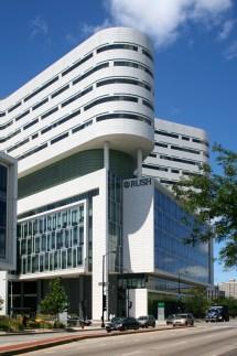 Rush University Medical Center Hospital Tower