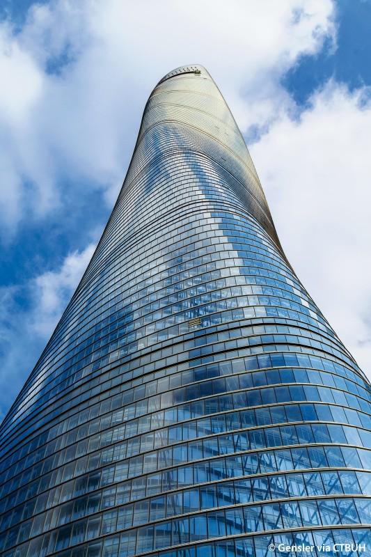 World Shanghai Center Observatory Floor Financial
