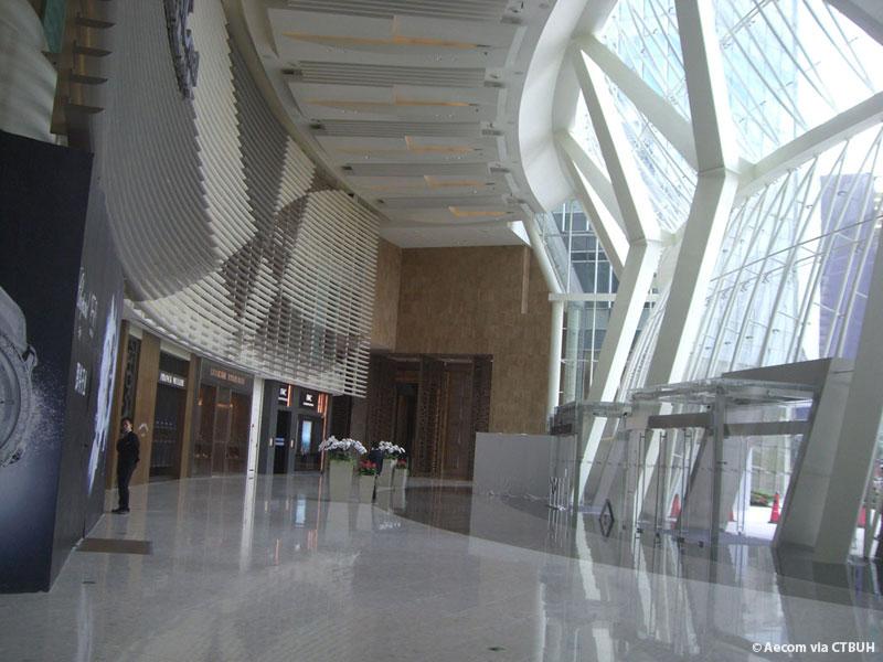 Shanghai IFC South Tower  The Skyscraper Center