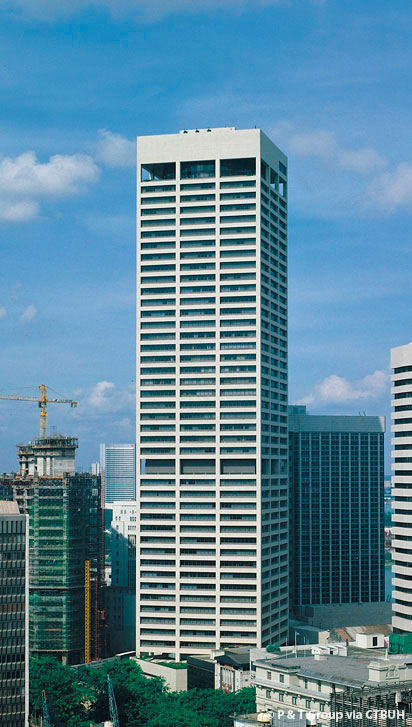 Singapore Land Tower  The Skyscraper Center