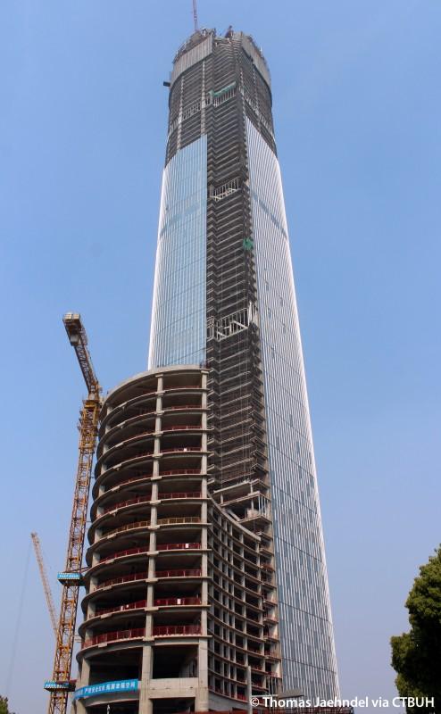 Suzhou IFS  The Skyscraper Center