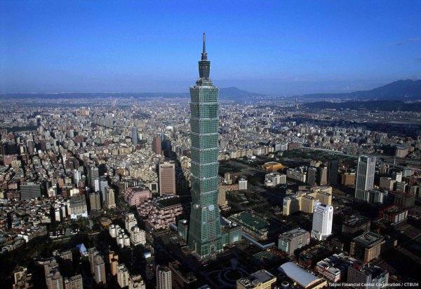 Taipei 101 Tower Taiwan