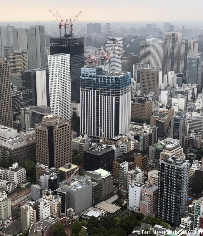 Kamiyacho Trust Tower - The Skyscraper Center