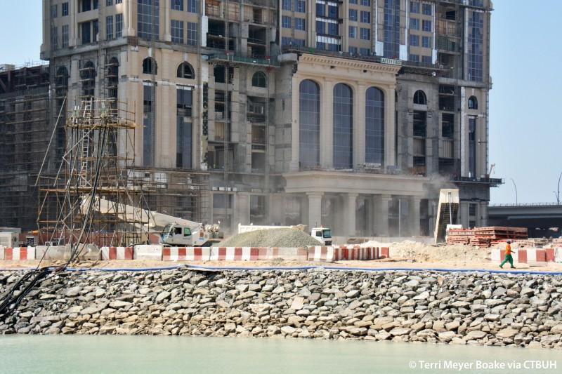 Hilton Dubai Al Habtoor City The Skyscraper Center