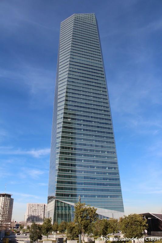 Torre de Cristal  The Skyscraper Center