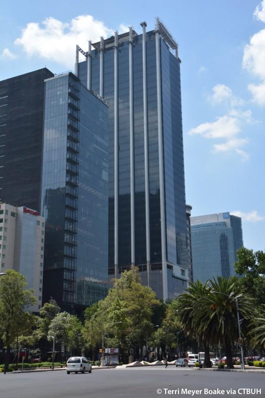 Torre Reforma Latino  The Skyscraper Center