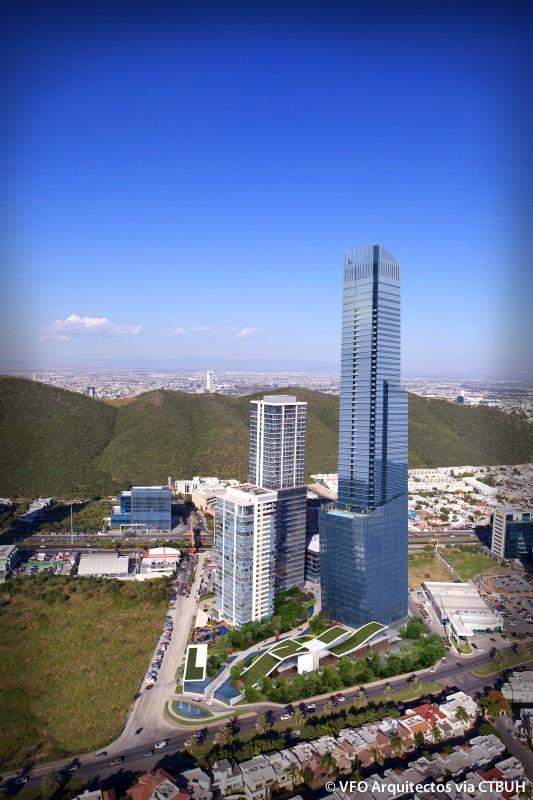 Torre Koi The Skyscraper Center