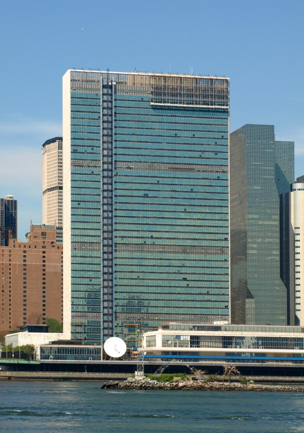 United Nations Secretariat Building - Skyscraper Center