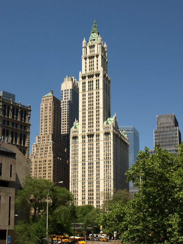 Woolworth Building - Skyscraper Center