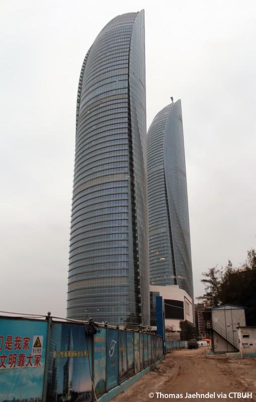 Xiamen Shimao Straits Tower A  The Skyscraper Center