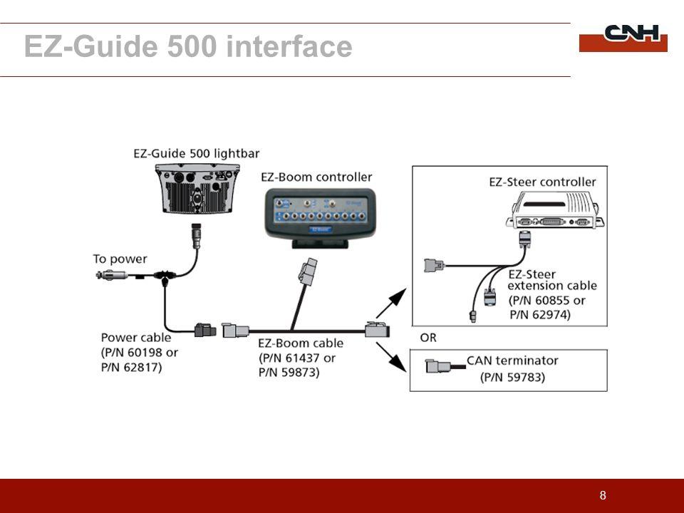 ez boom wiring diagram tekonsha p2 trimble data auto on steer valve