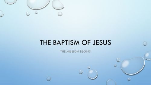 small resolution of 1 the baptism of jesus the mission begins