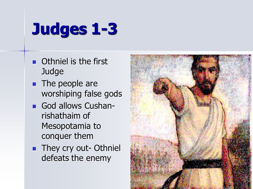 Image result for othniel