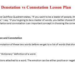 Denotation And Connotation Worksheet Answers - Nidecmege [ 720 x 1280 Pixel ]