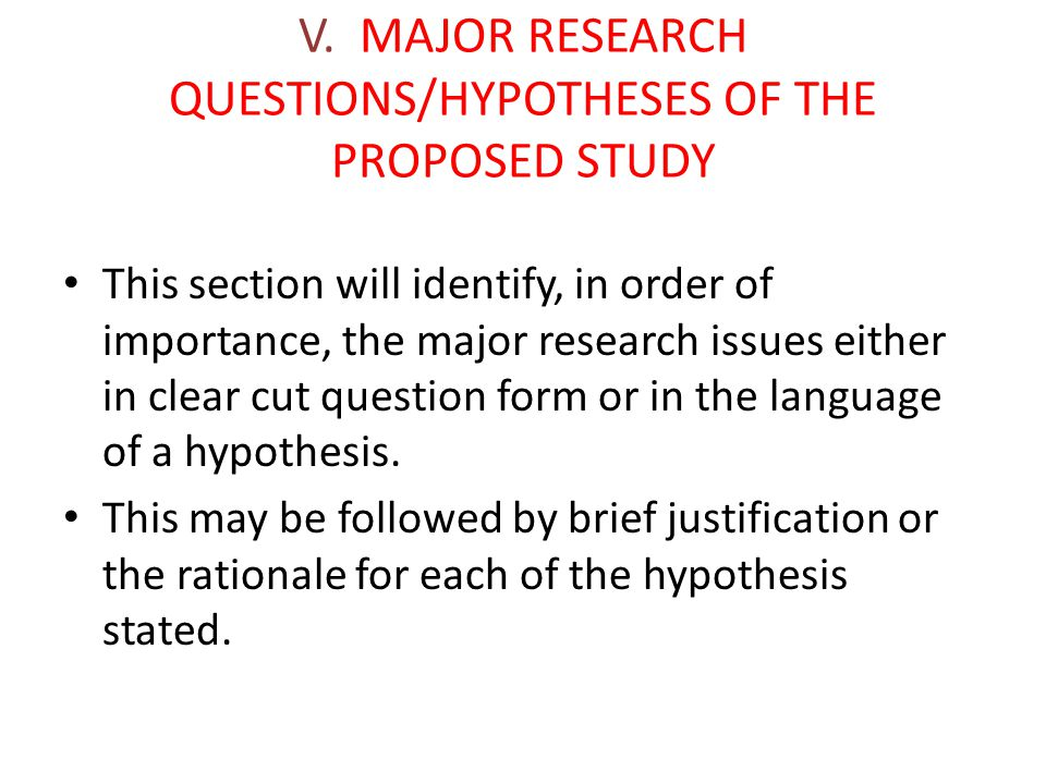 Research Paper Proposal Example Dissertation & Essay Services From